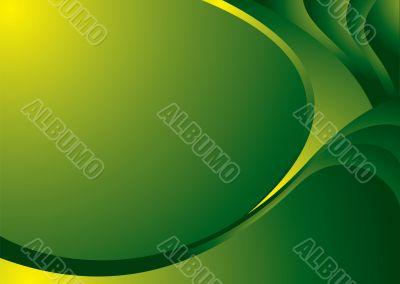 green corner bend