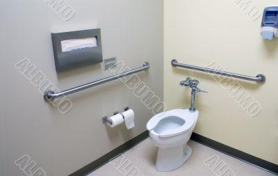 Handicap Bathroom