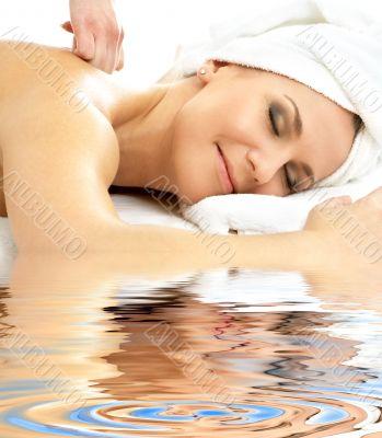 massage pleasure in water #2