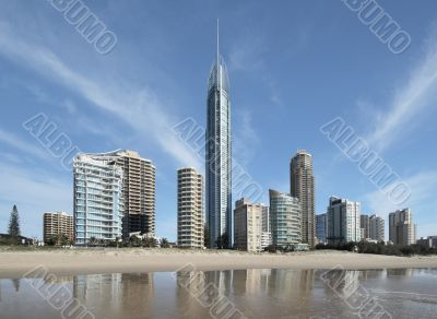 the worlds largest residential tower