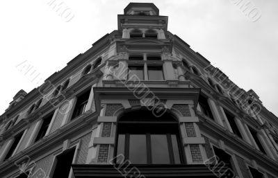 Belgium Architecture