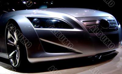Convertible Concept Car