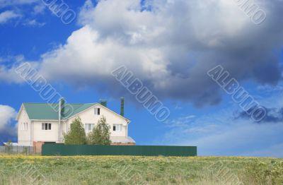 Nice modern country-house