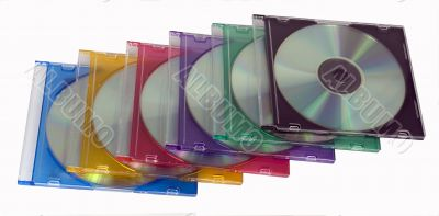 SD/DVD disks
