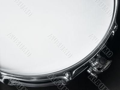 edge of drum