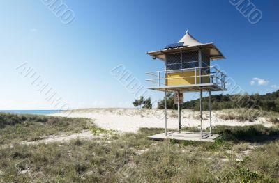 surf life saving tower 2