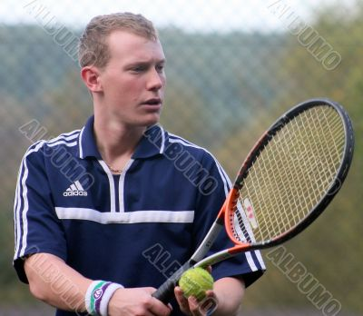 James Tennis