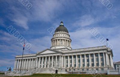 Utah State Capital Building