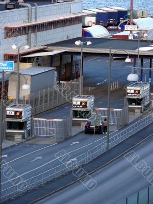 Habour Border Station