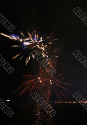 hairy fireworks