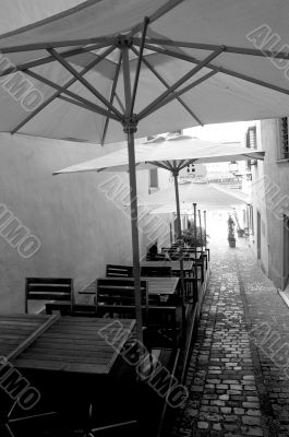 Switzerland Alley