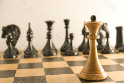 Chess opposition