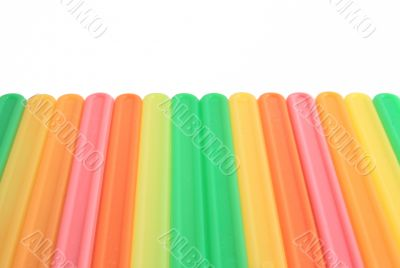 Color sticks ordered