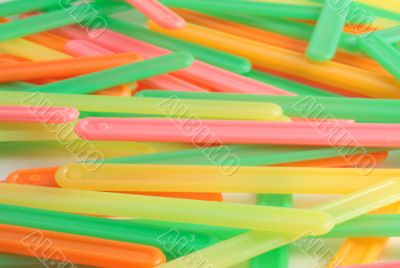 Heap of color sticks