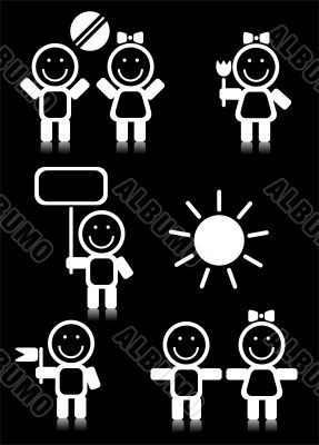 children symbols
