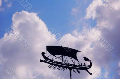 weathercock weather vane