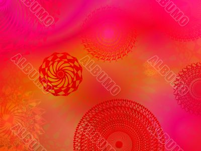 abstract background 25-1