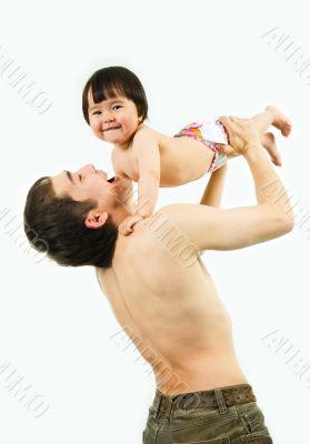 Raising the baby