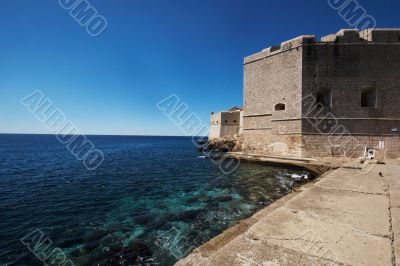 Dubrovnik the most beautiful cities on the Croatia