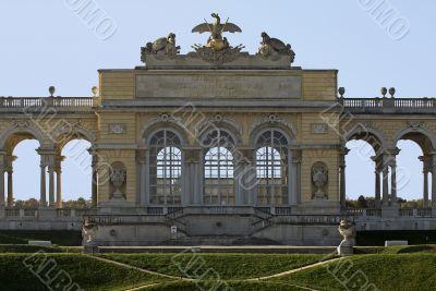 Gloriette, Schoenbrunn castle, Vienna