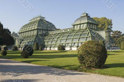 Palm House, Schoenbrunn Castle, Vienna