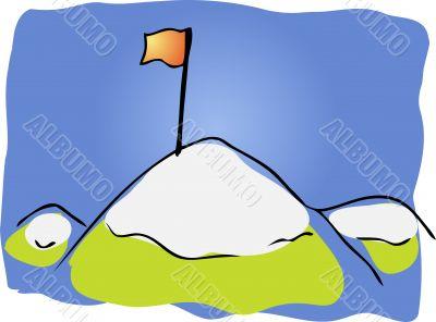 Mountaintop achievement