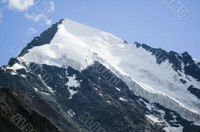 mountain snow peak