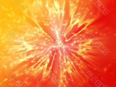 Sparkly energy design