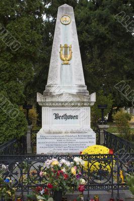 burial place Ludwig van Beethoven, Vienna