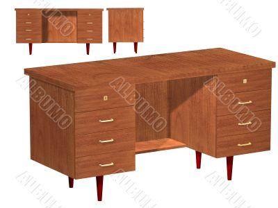 Written Desk 01