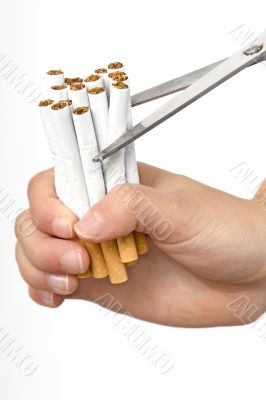 Non-smoking campaign