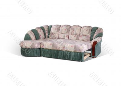sofa in bed