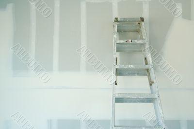 New Sheetrock Drywall Abstract
