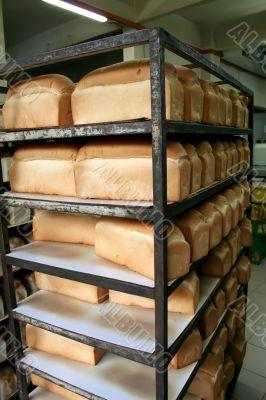 Bakery bread