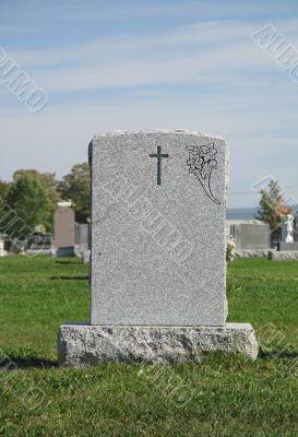 blank tomb