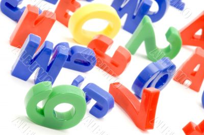 letter and figure macro