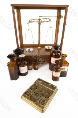 Pharmacist scales