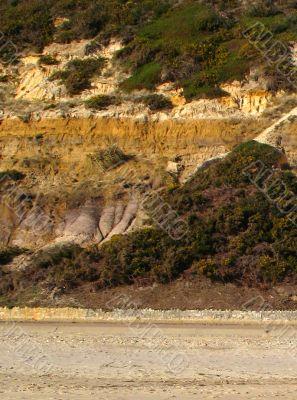 cliff strata