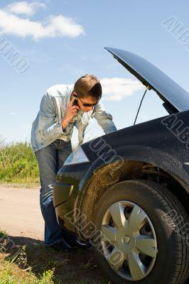 How to repair the car