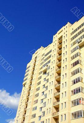 Residential multi-storey building