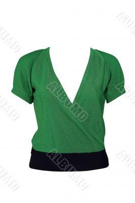 viscous green jacket