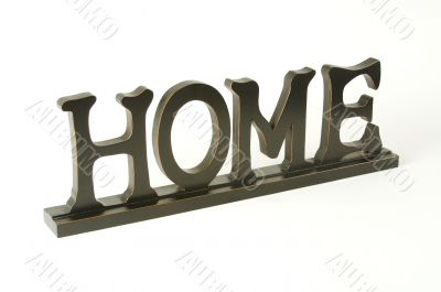 Carved Wood Home Decoration