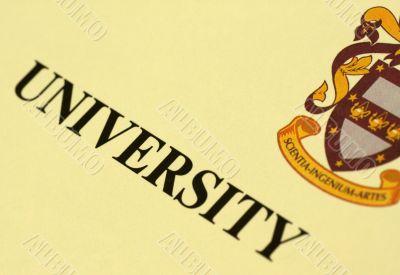 University Diploma