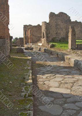 Ancient Ruins Italy