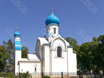 Oriental white Church