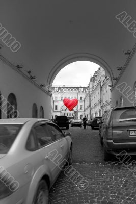 Heart of an old city