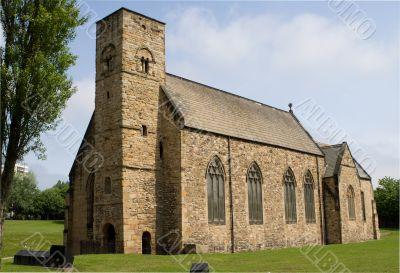 St Peter`s Church Sunderland