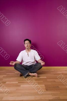 yoga indoor