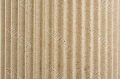 Rounded Corrugated Cardboard