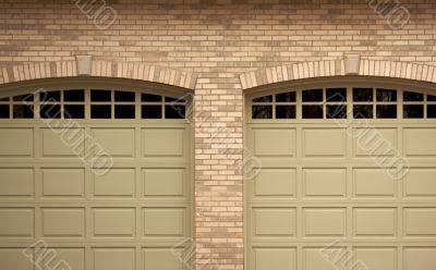 Abstract of Modern Home Garage Doors